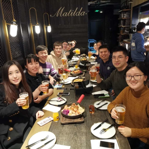 2020/10 Xiaomin's Dissertation Defense